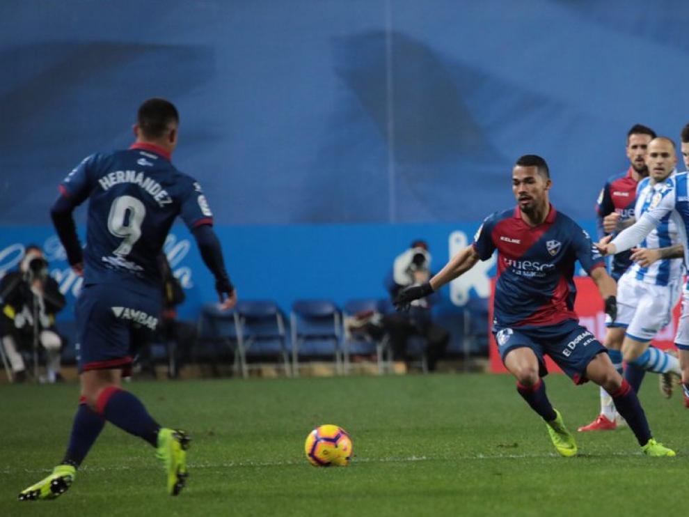 El Huesca consigue un punto con mucho mérito ante la Real Sociedad (0-0)