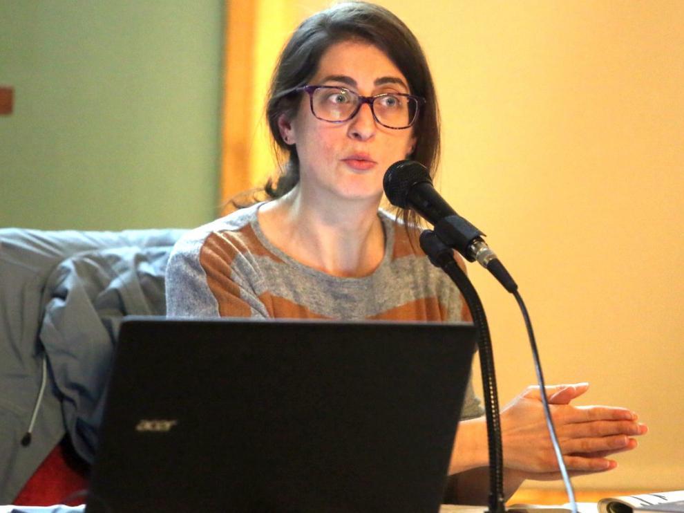 """Cristina Hombrados: """"El cómic es un vehículo muy potente para dar voz a víctimas de abusos"""""""