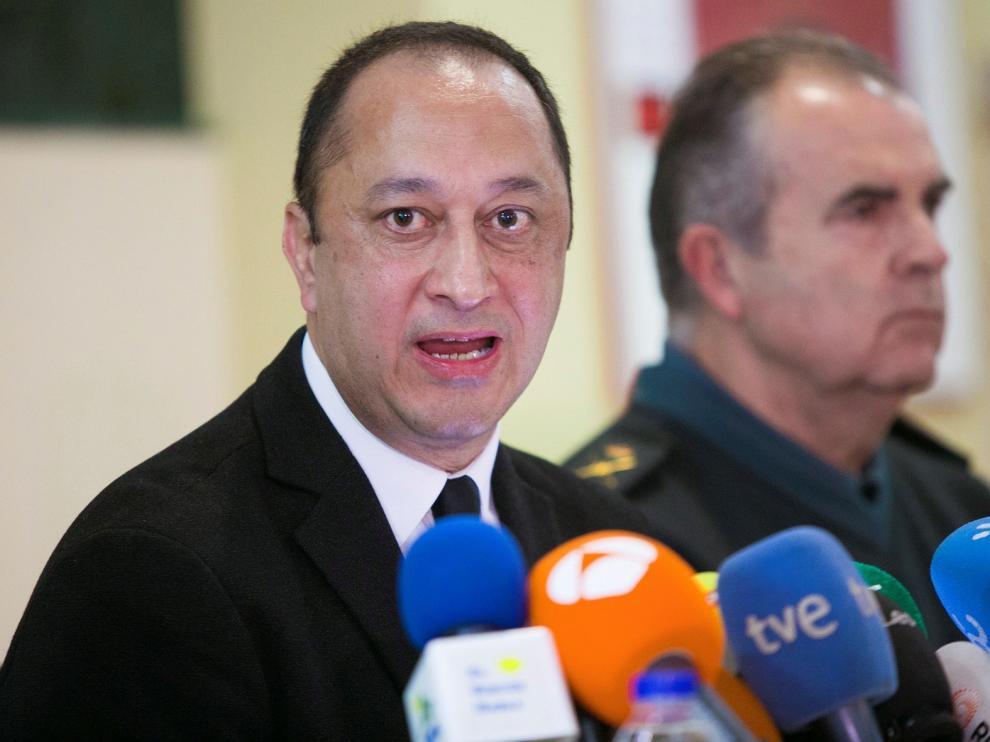 """El Delegado del Gobierno en Andalucía: """"En ningún momento sabíamos que Julen estaba en ese punto del pozo; era una hipótesis"""""""