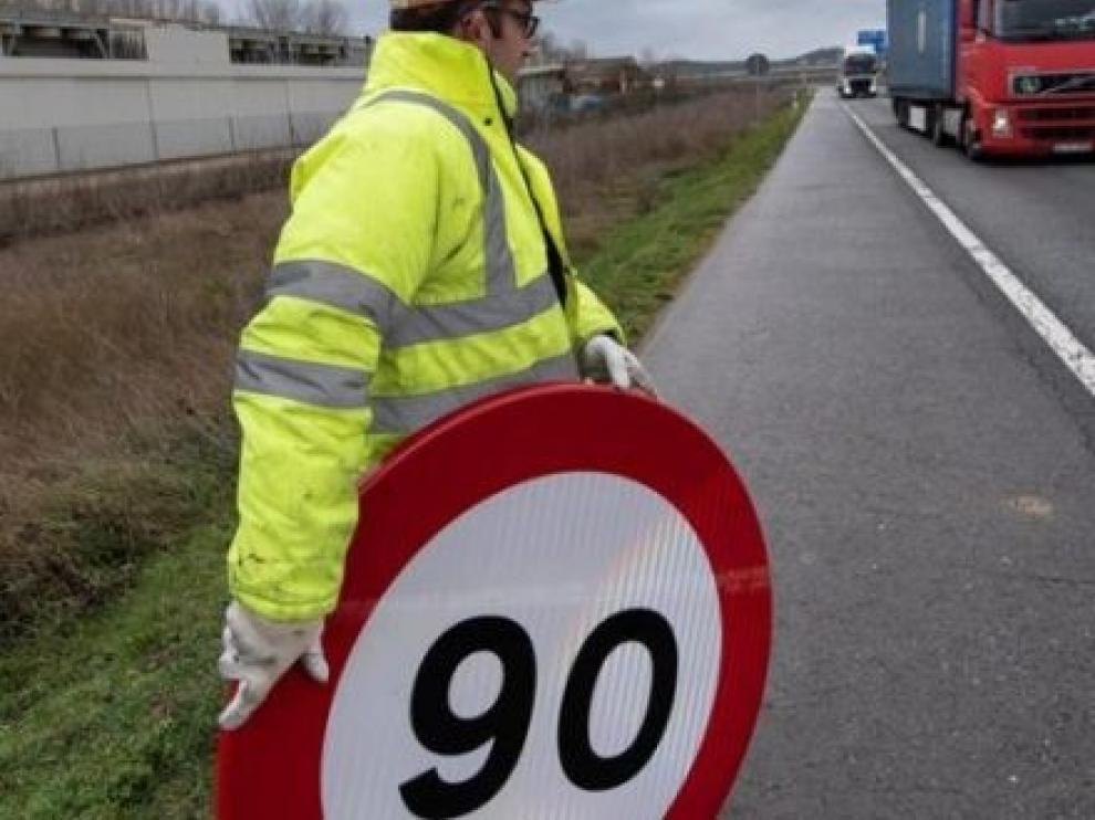Las carreteras convencionales aglutinan el 75 % de los accidentes de los últimos años