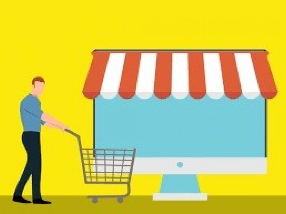 Huesca es una de las provincias donde menos se han incrementado los precios en los supermercados 'online'