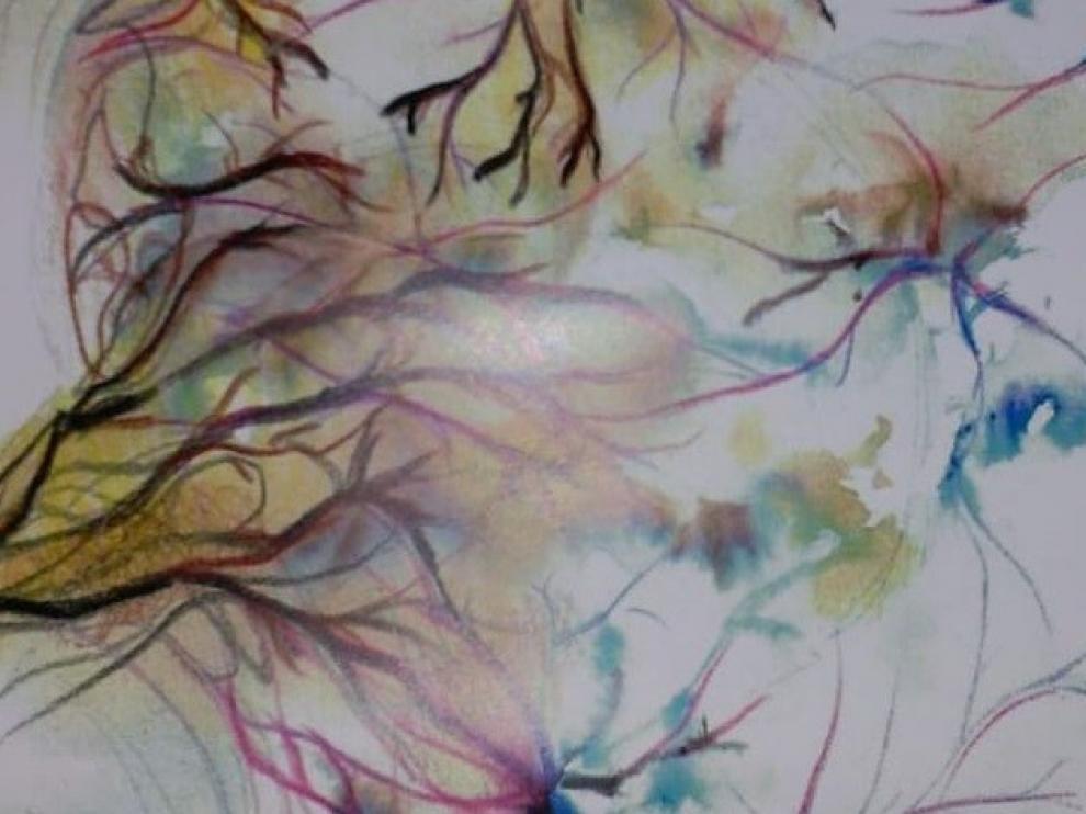 El arte como herramienta educativa y terapéutica, en una exposición del Campus de Huesca