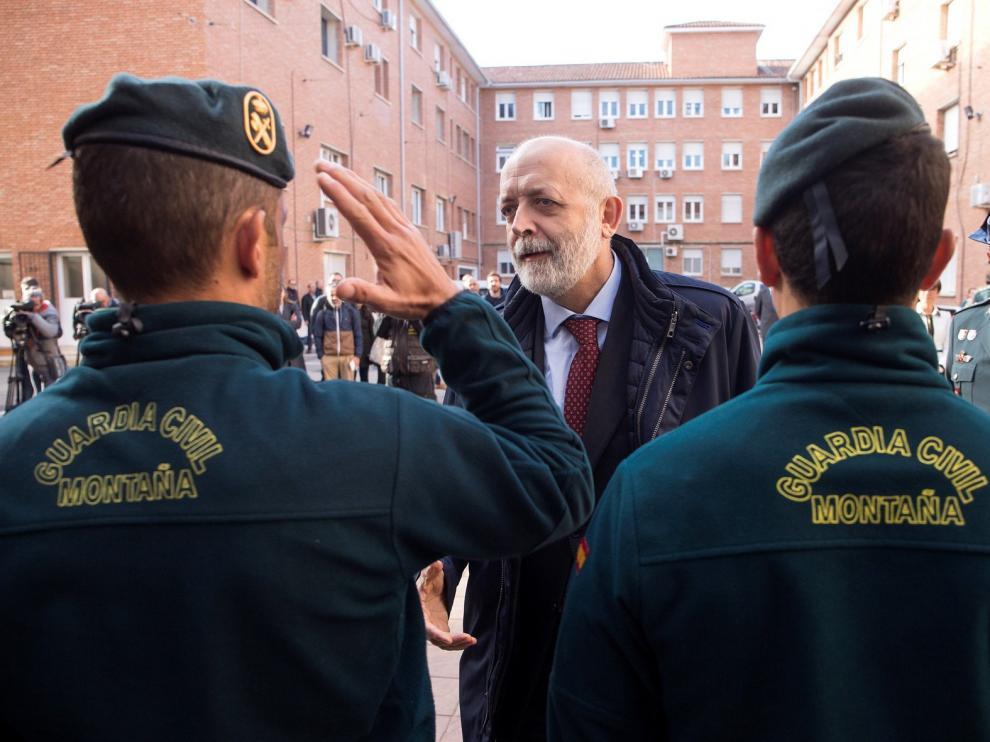 La Guardia Civil espera tener terminada en los próximos días la investigación por la muerte de Julen