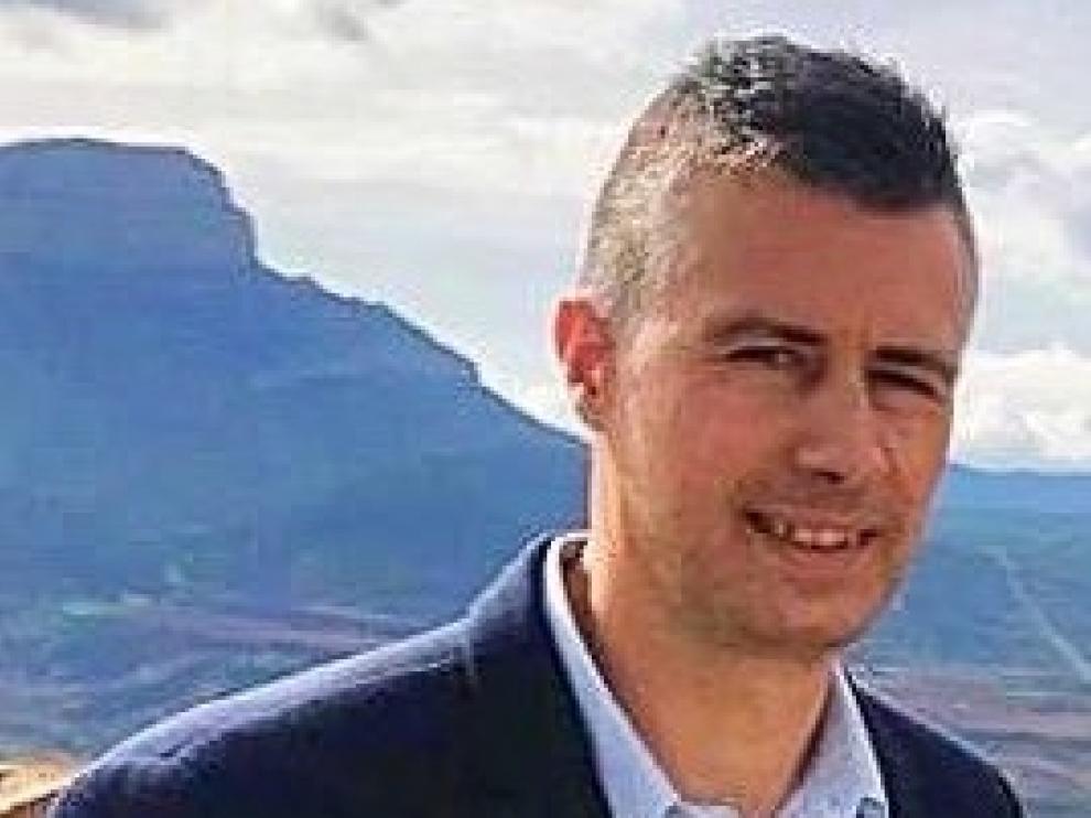 Carlos Serrano, candidato del PP en Jaca para las elecciones de mayo