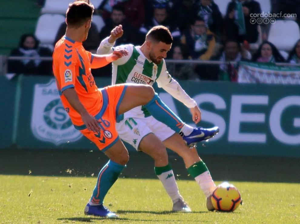 El Huesca ficha al lateral izquierdo Javi Galán
