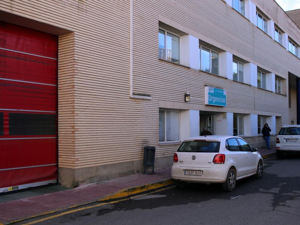 Se retrasan las nuevas Urgencias del Hospital San Jorge de Huesca por falta de presupuesto