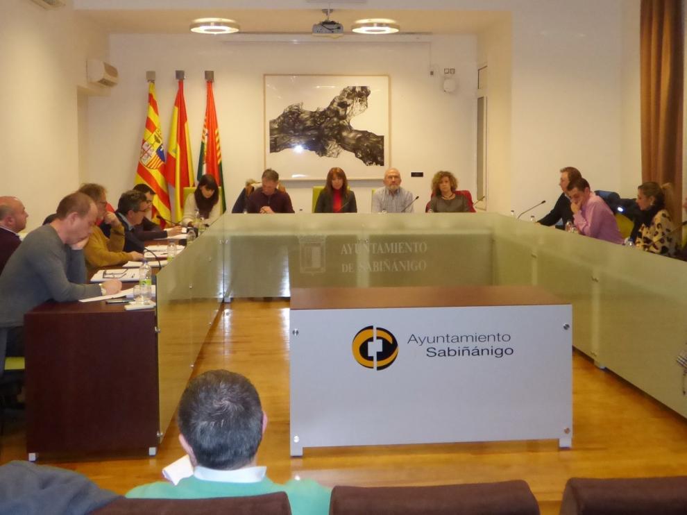 Luz verde al presupuesto de 11,2 millones en Sabiñánigo