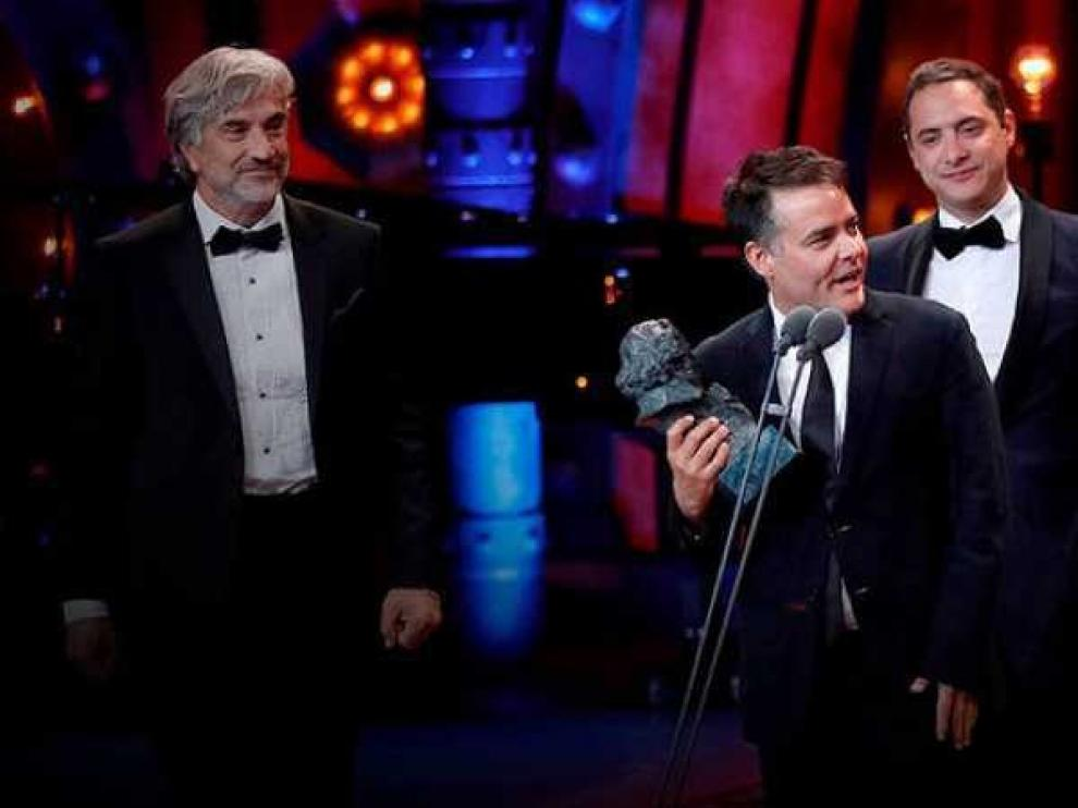 RTVE hace un despliegue en 360º en los Premios Goya