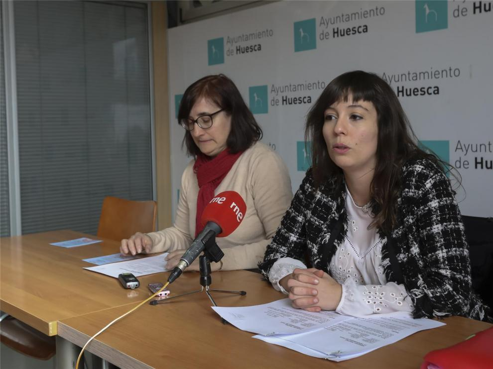 La portavoz de ASP en Huesca, Mary Romero, no encabezará la lista para dedicarse a su desarrollo profesional