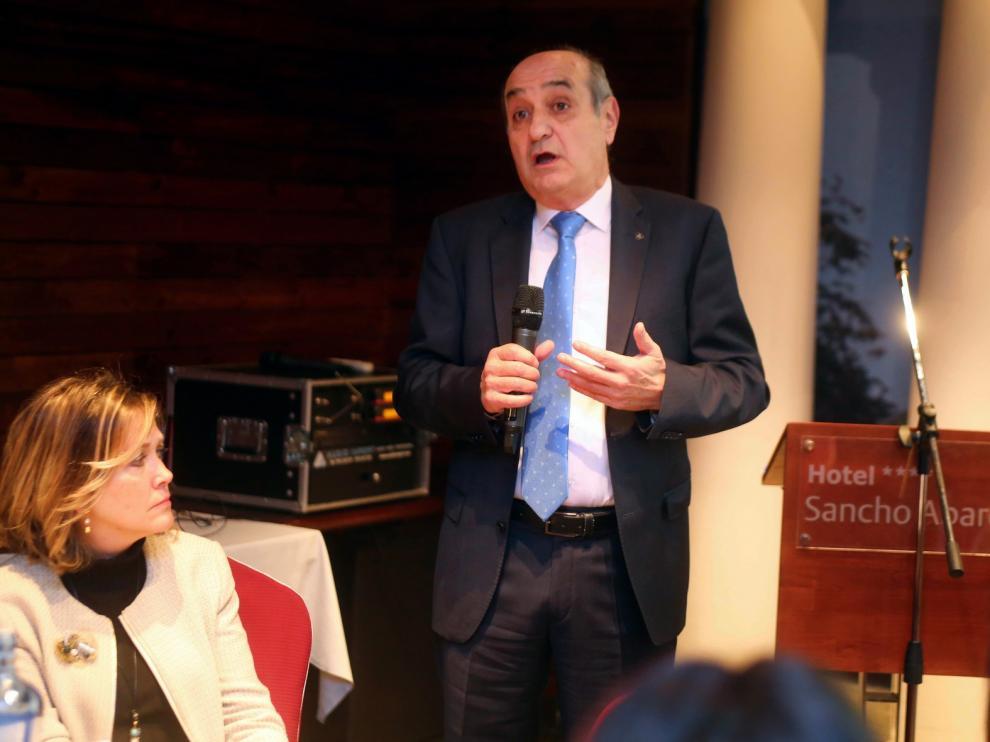 Fernando Callizo reaviva la reivindicación de la Travesía Central Pirenaica