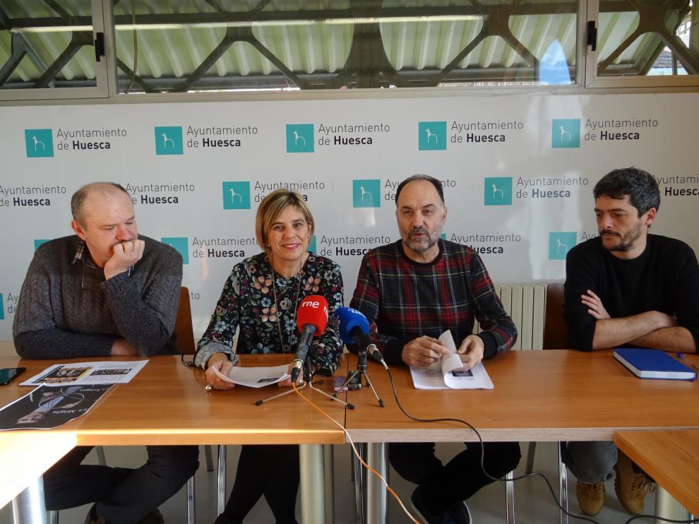 Huesca se prepara para disfrutar de un febrero lleno de actividades culturales