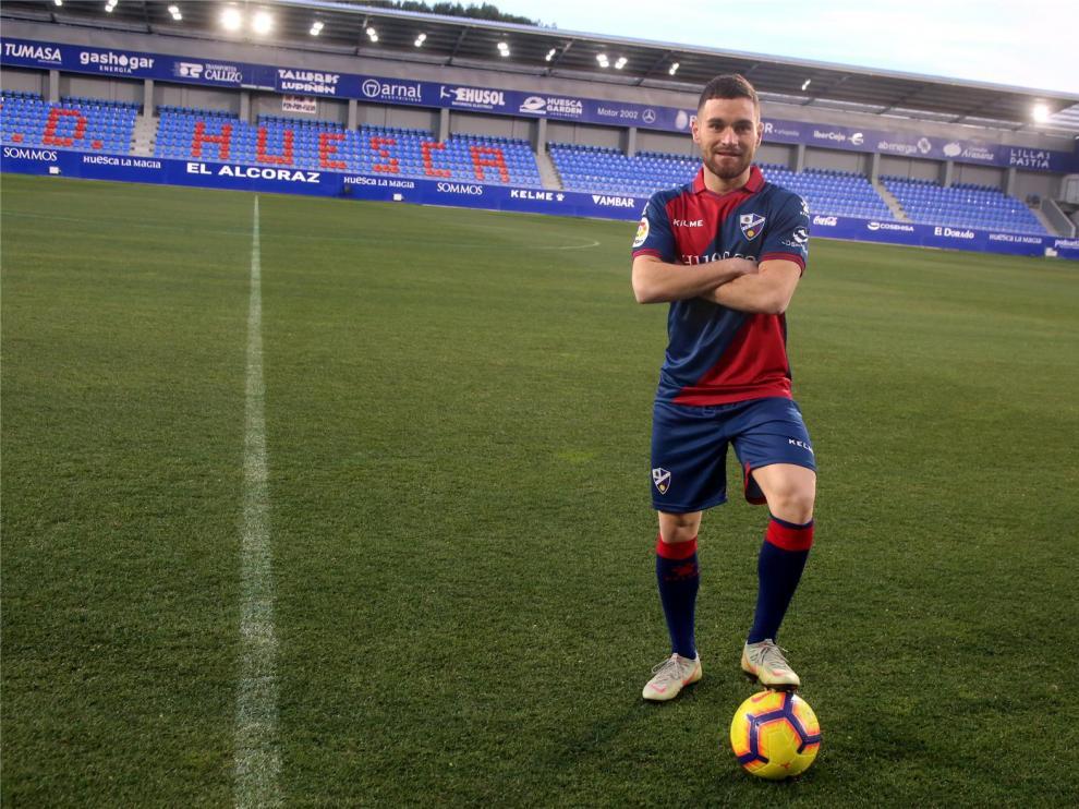 """Javi Galán: """"En el Córdoba estábamos a 15 puntos y nos salvamos"""""""