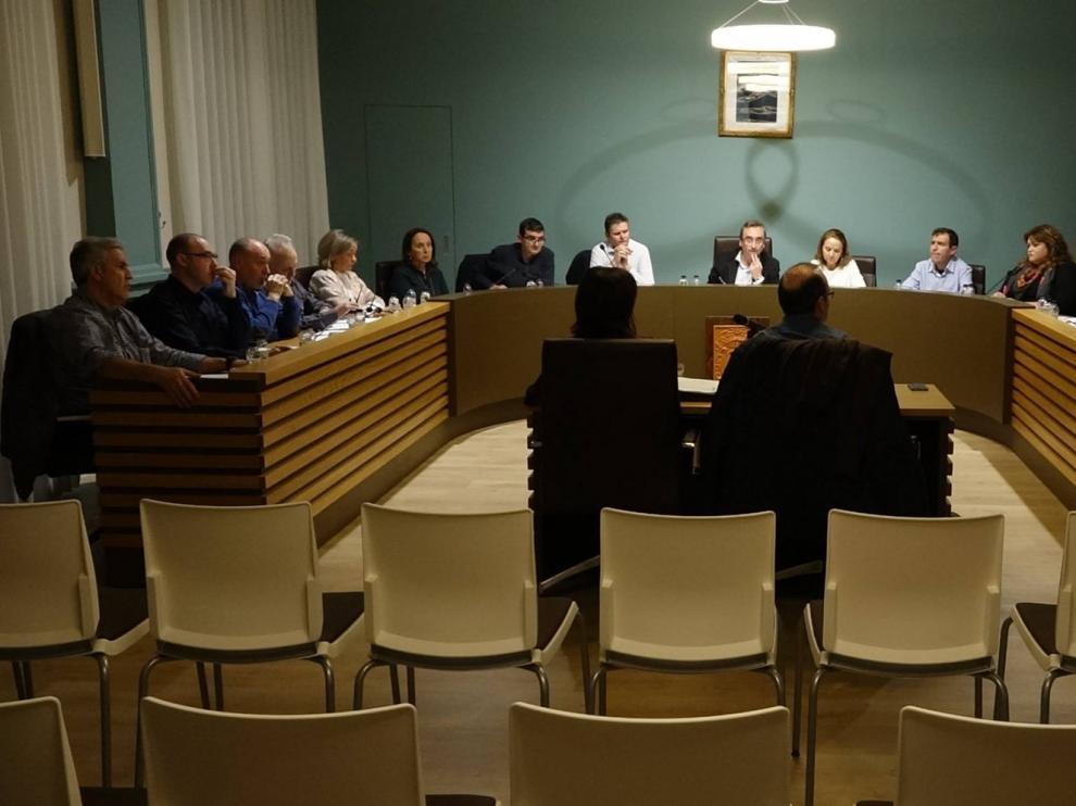 El Pleno de Fraga toma este jueves en consideración la renuncia de los dos concejales