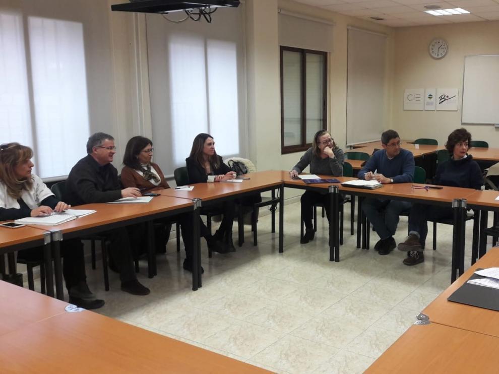 La ampliación del Centro de Salud de Barbastro, entre los temas tratados en el Consejo de Salud