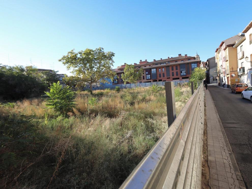 Adjudicado el diseño del proyecto de viviendas de la calle de La Merced de Huesca