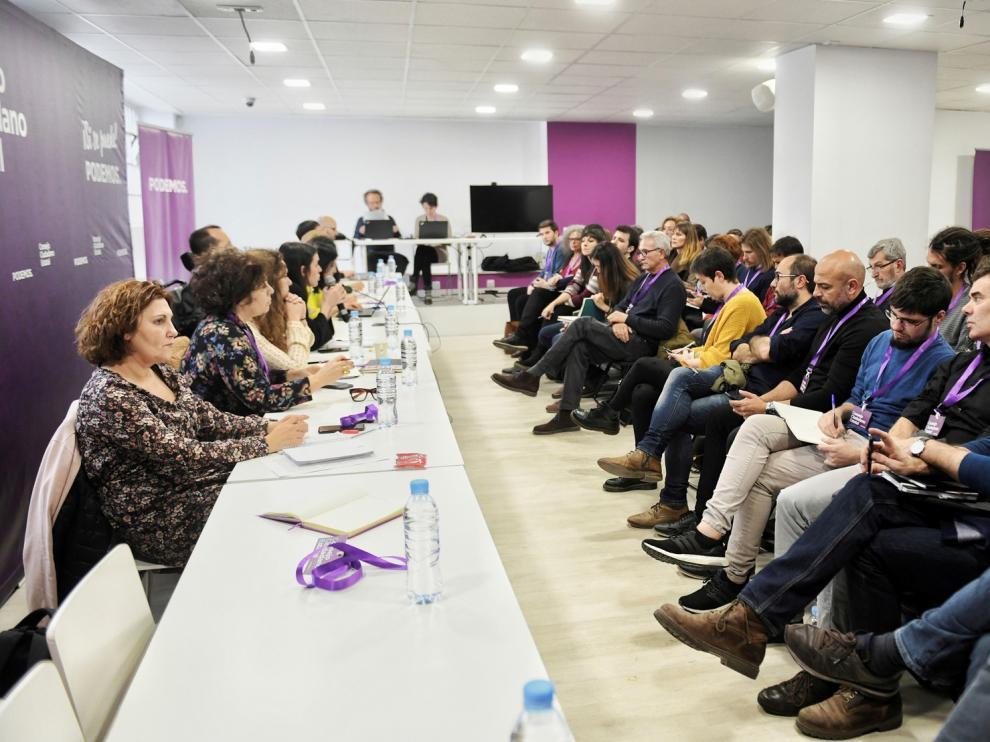 Los barones de Podemos piden negociar con Íñigo Errejón