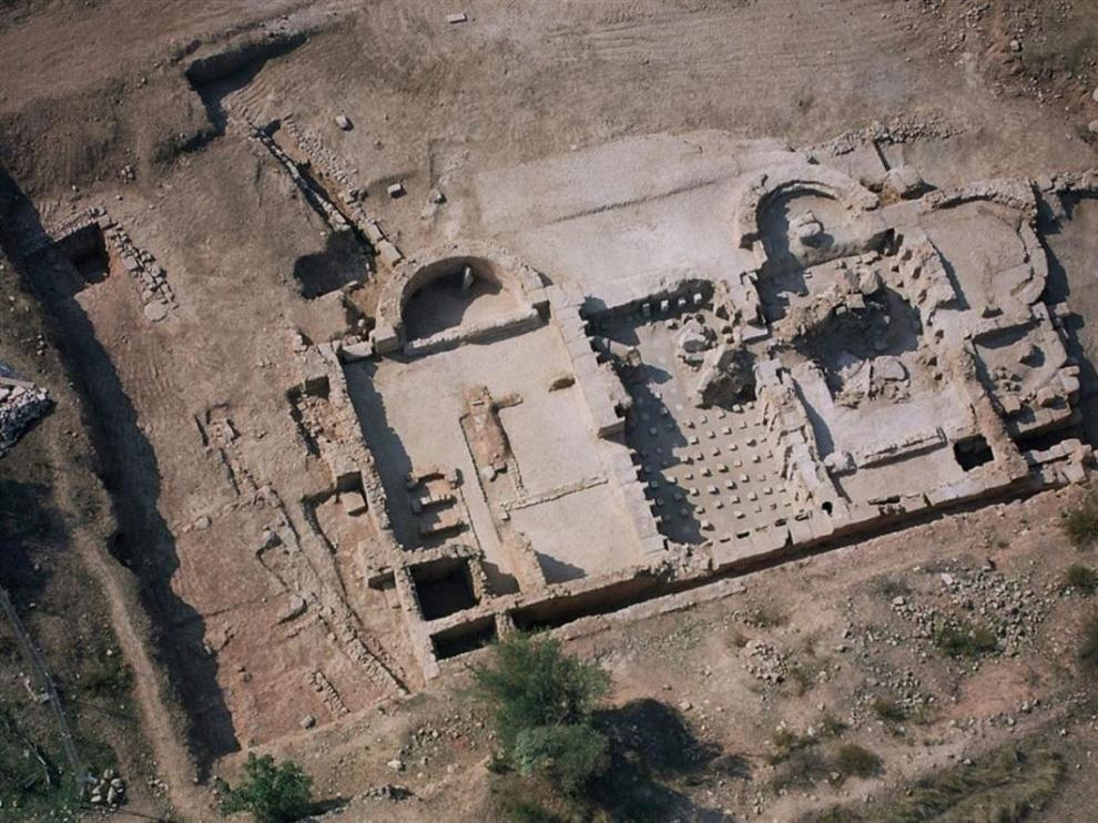 El Museo de Huesca recreará la curia de la ciudad romana de Labitolosa en una exposición del 7 de marzo al 2 de junio