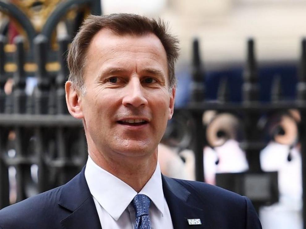 """Reino Unido puede retrasar el """"brexit"""" si hay acuerdo, dice Hunt"""