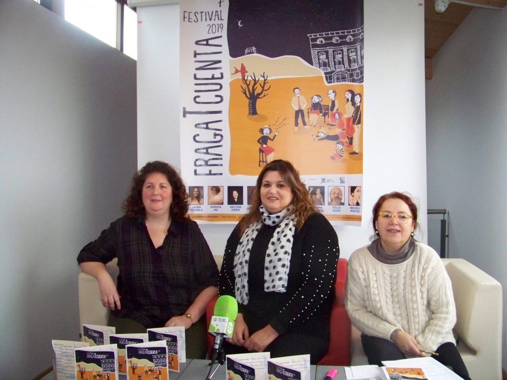 Diez narradores harán de febrero el mes del cuento en Fraga