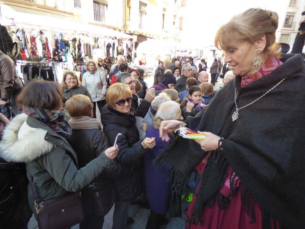 Barbastro volverá a cumplir con la tradición que se inició en 1513 y celebrará la Candelera