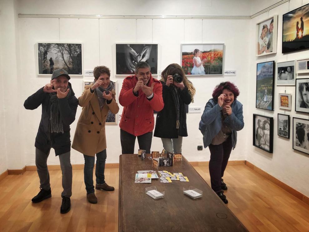 Primera exposición colectiva de fotógrafos profesionales de Barbastro