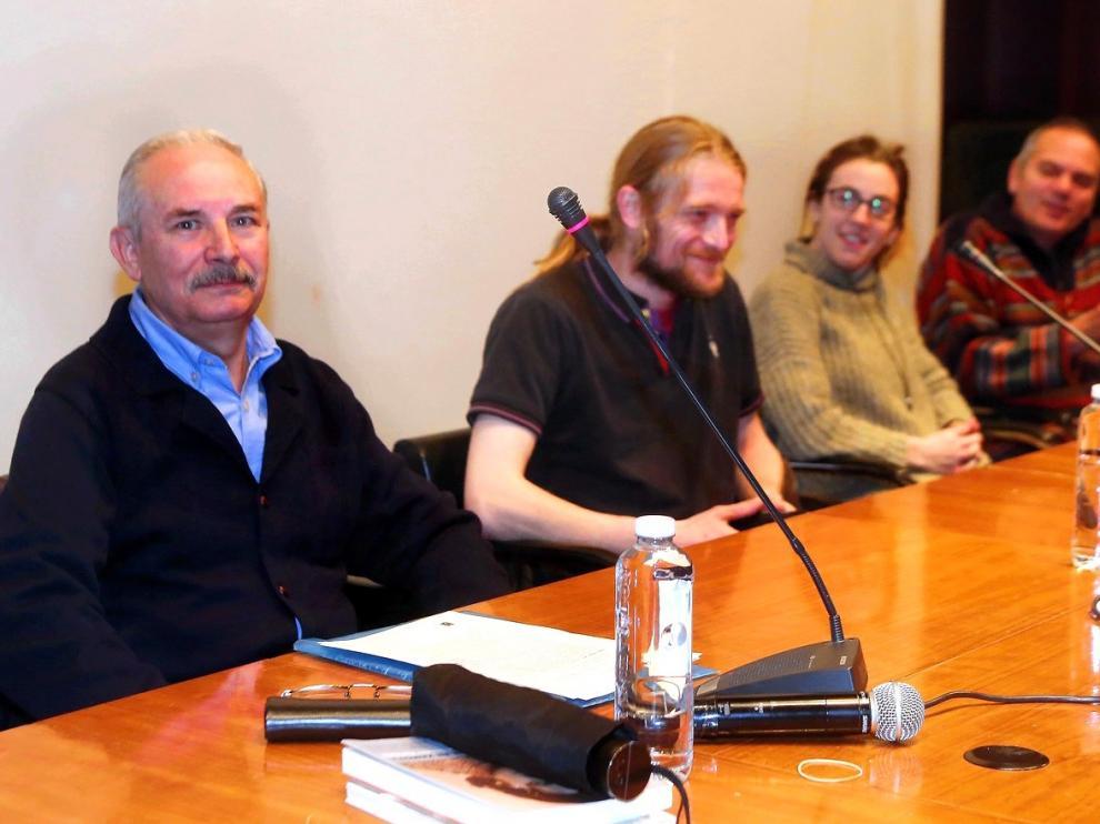 """Luis Olano: """"Sender Barayón es un personaje absolutamente impresionante, es especial"""""""