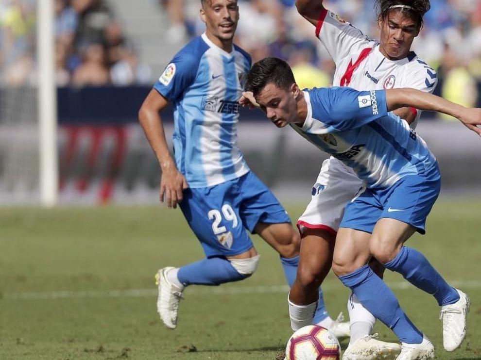 Juanpi pone la guinda al ataque del Huesca