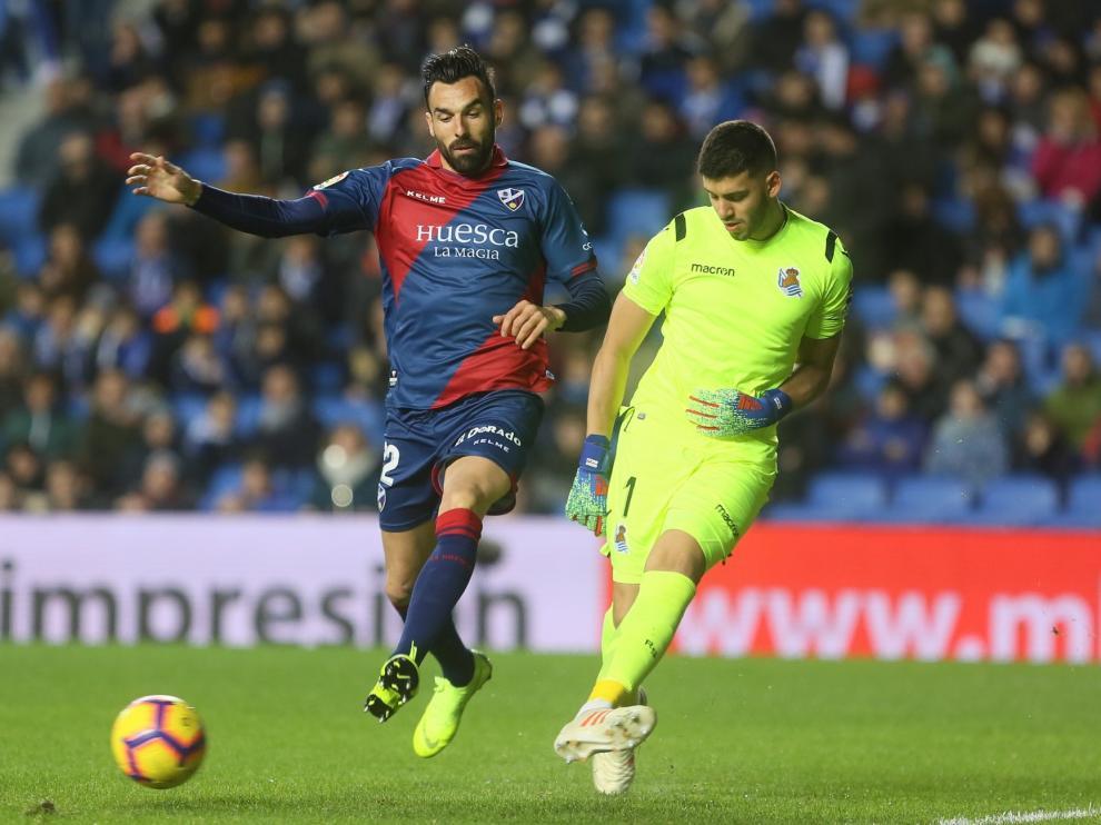 El Huesca busca el triunfo ante el Valladolid para alimentar la esperanza