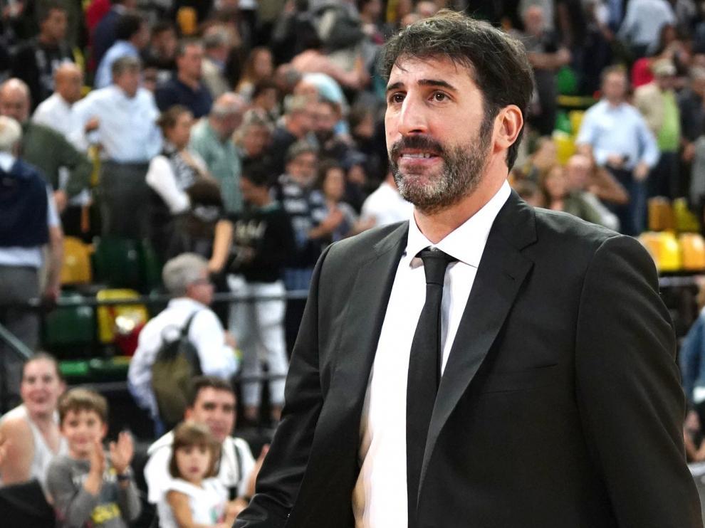 El técnico del Retabet Bilbao Mumbrú alerta del peligro de Levitec