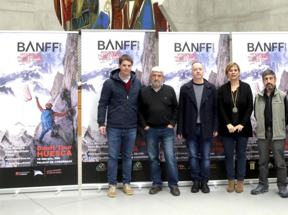El Tour Mundial del Banff Mountain Festival proyectará nueve cortos