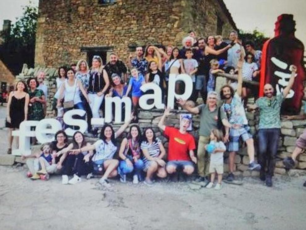 El Fes-Map vuelve a ser finalista a los Iberian Festival Awards 2019