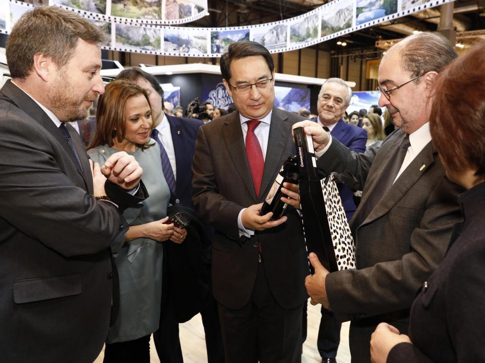 Aragón bate récord de nuevo en turismo en 2018