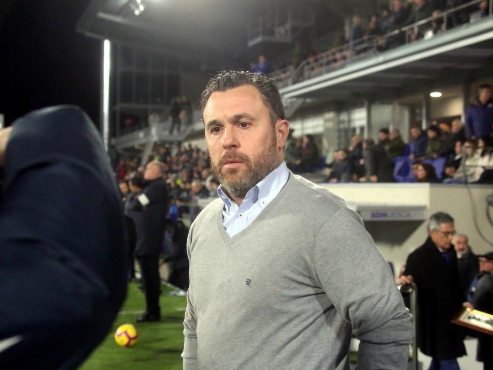 """Sergio González """"prioriza"""" la parcela defensiva para """"recuperar su esencia"""""""
