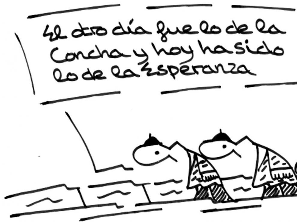 Huesca-Valladolid: De los cinco últimos minutos...