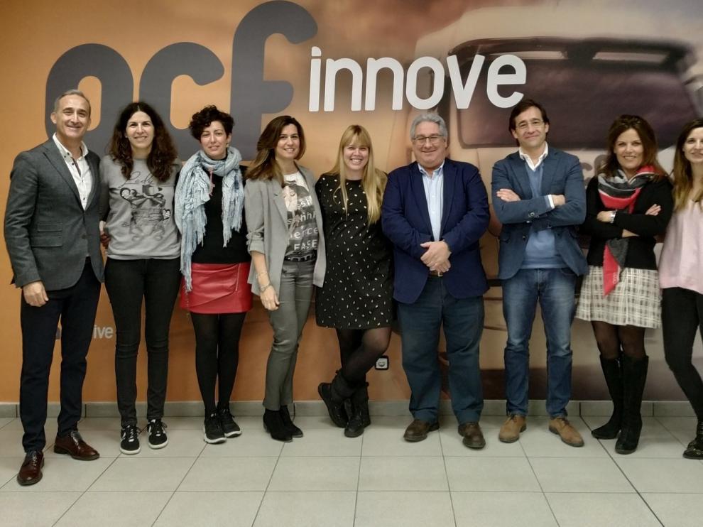 Atades Huesca y el Inaem ponen en marcha Alma Commerce