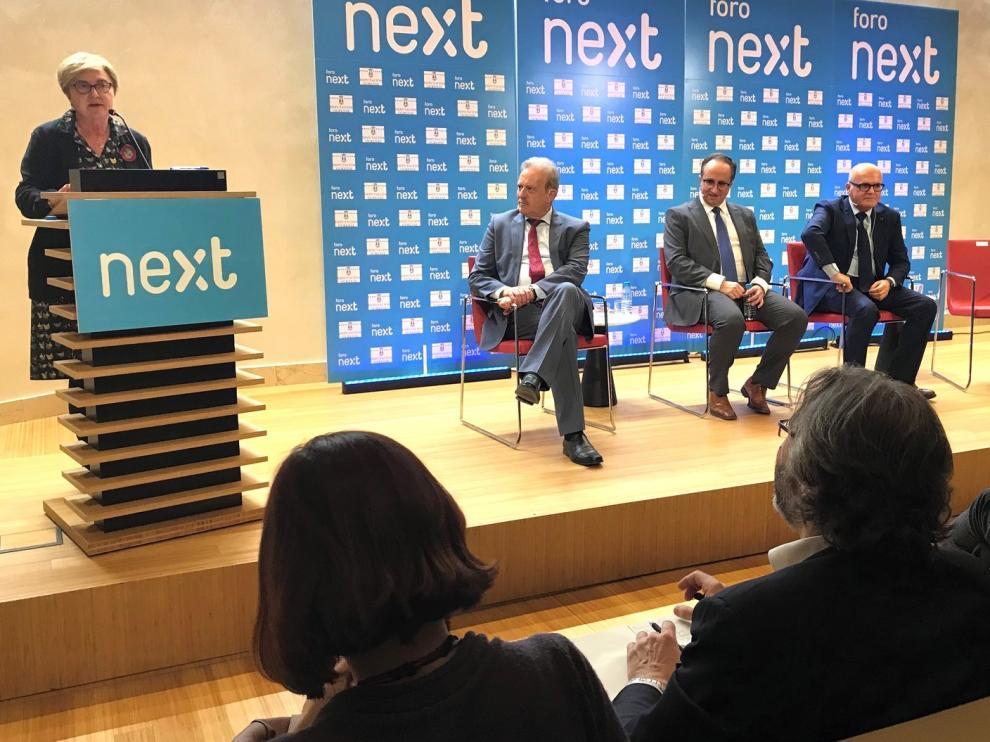 """Isaura Leal reclama una """"alianza de país"""" para el desafío demográfico"""