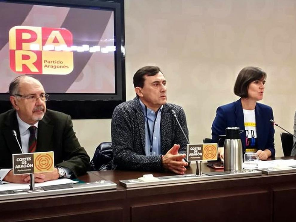 El PAR pide proteger a los viudos de la presión fiscal del impuesto de sucesiones