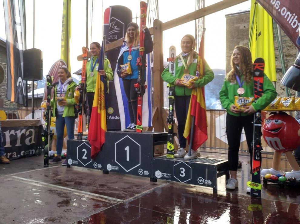 Un bronce en el Trofeo Borrufa