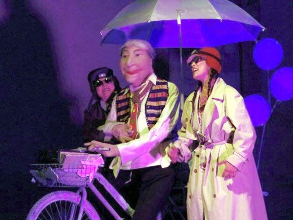 Binéfar estrena con Maricastaña Teatro la agenda cultural de febrero
