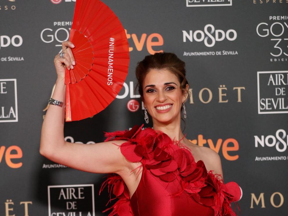 Las mejores IMÁGENES de la alfrombra roja y entrega de los Premios Goya del cine español