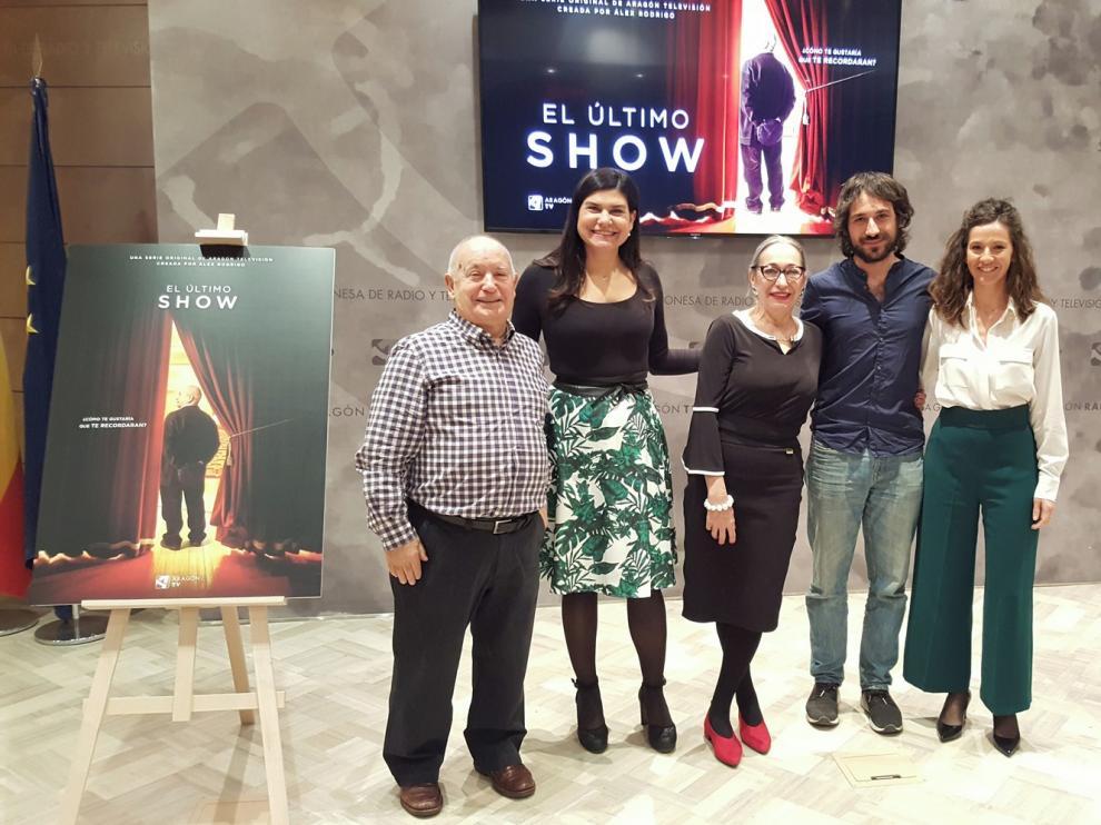 Aragón TV trabaja en su primera serie de ficción que combinará comedia y drama