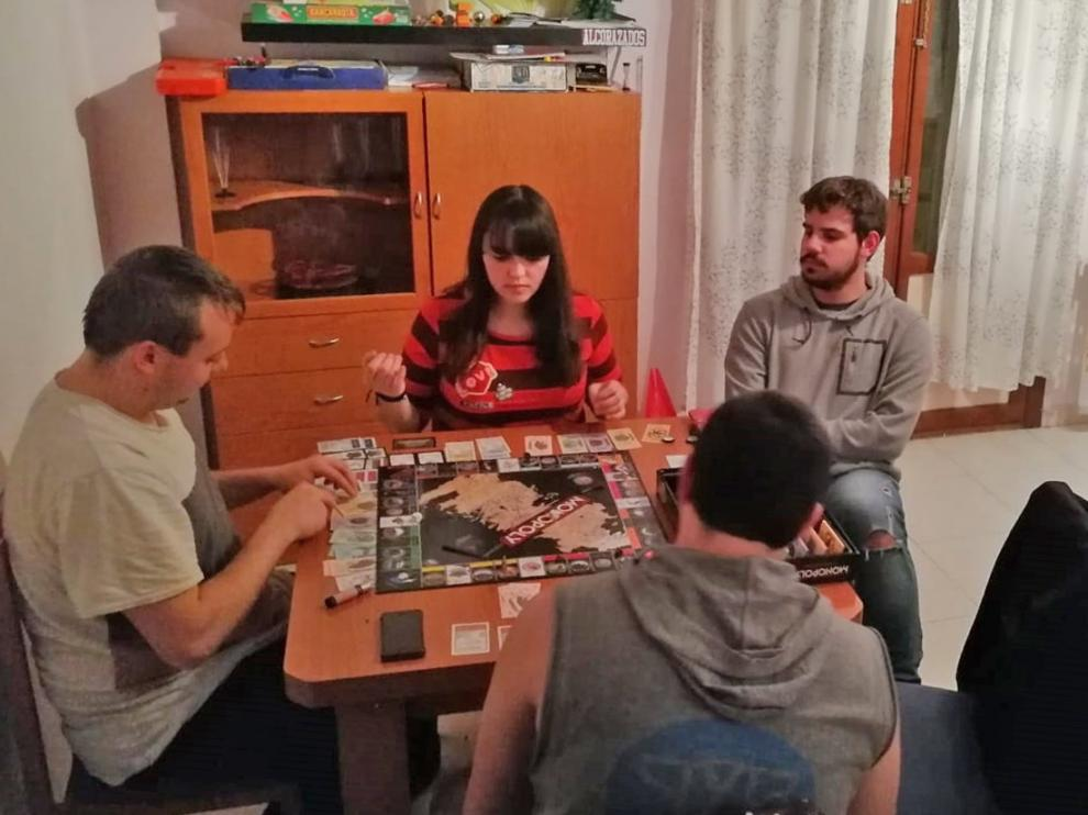 Los estudiantes se sirven de plataformas y programas para encontrar piso en Huesca
