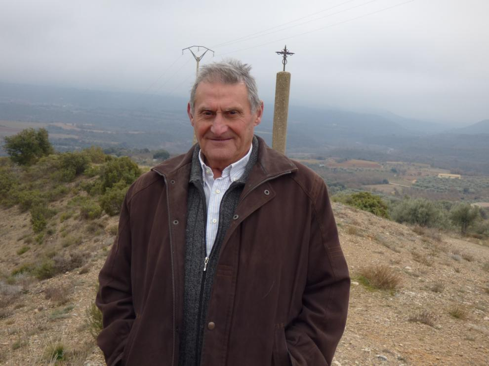 """El cura Cabrero: """"Estoy contento porque, como persona, se reconoce la labor del sacerdote en el medio rural"""