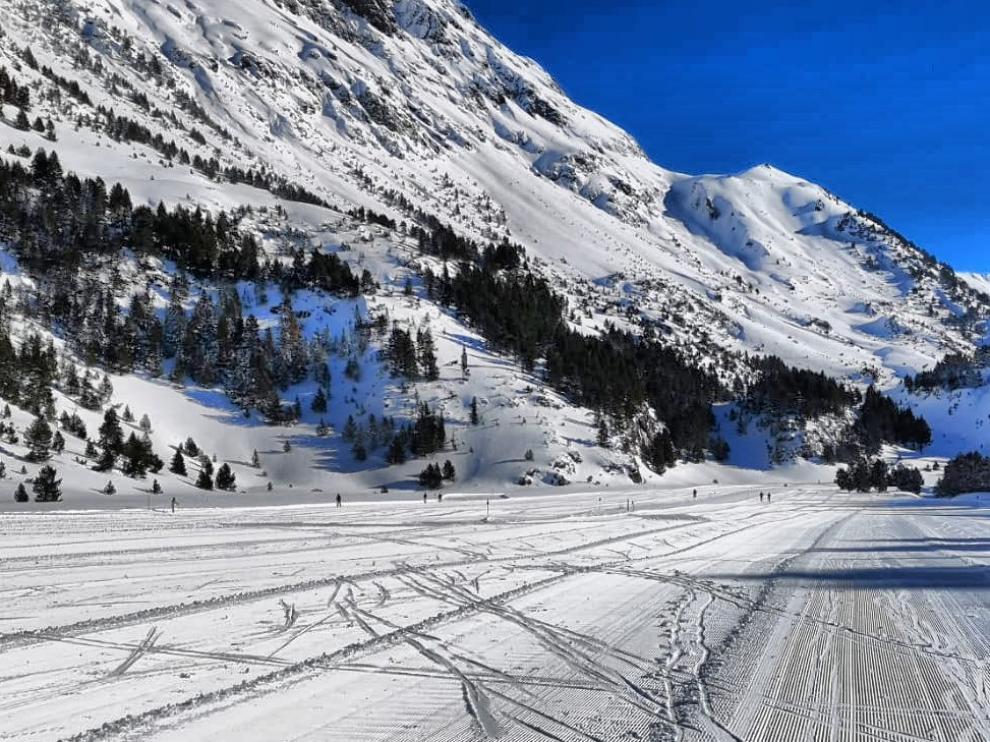 Se activa la alerta de riesgo de aludes en el Pirineo, donde se espera más nieve