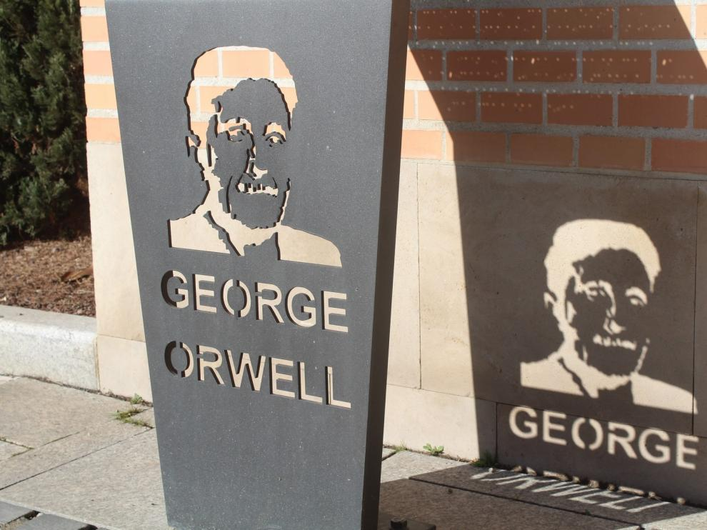 Orwell pasó por Monzón