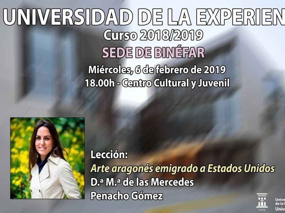 La Universidad de la Experiencia programa actos en 12 localidades