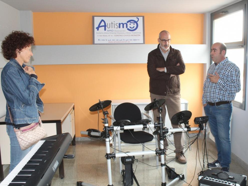 La Asociación de Autismo de la Zona Oriental de Huesca organiza un curso para formar a voluntarios