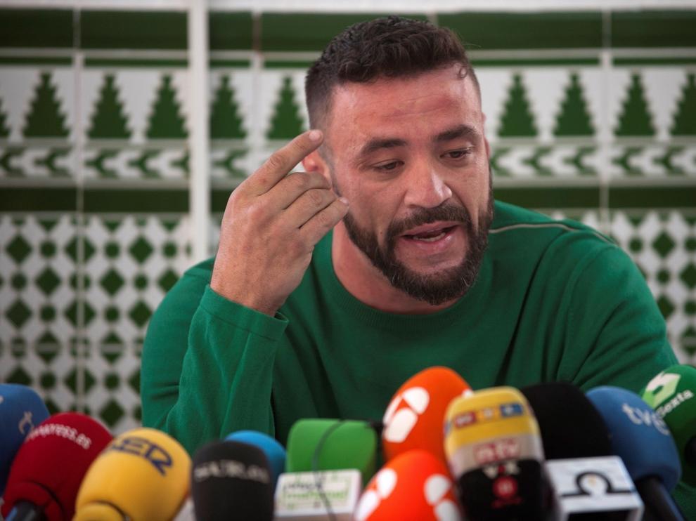 """David Serrano, dueño de la finca de Totalán: """"Jamás en mi vida pensé que por ahí cabía un niño"""""""