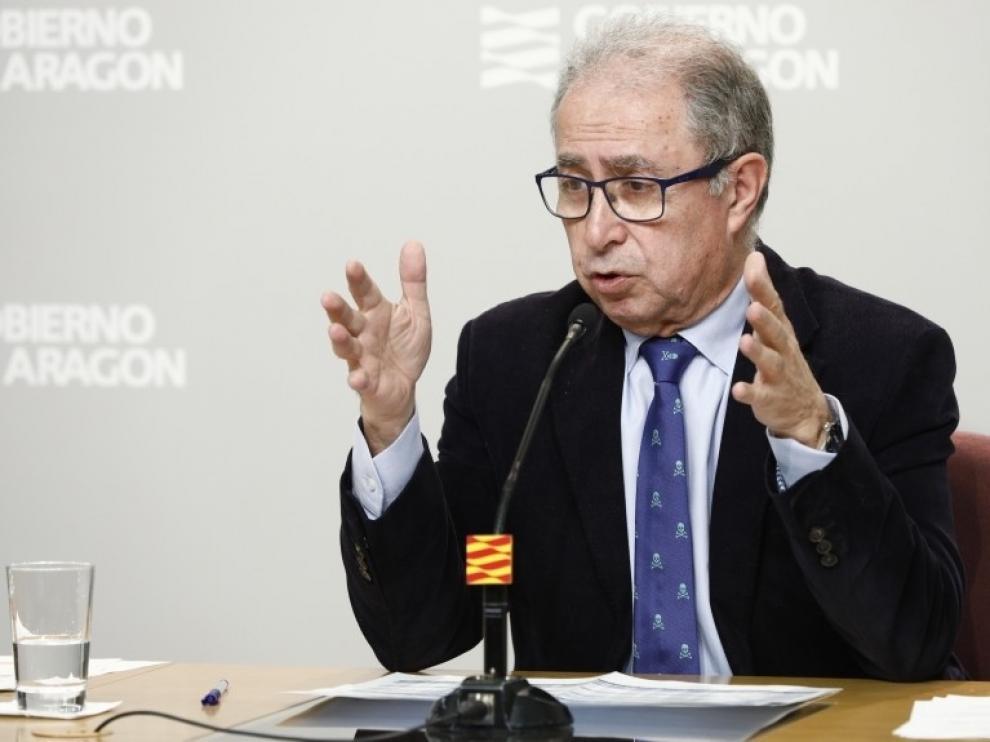 Aragón mejora la recaudación prevista por impuestos en 2018