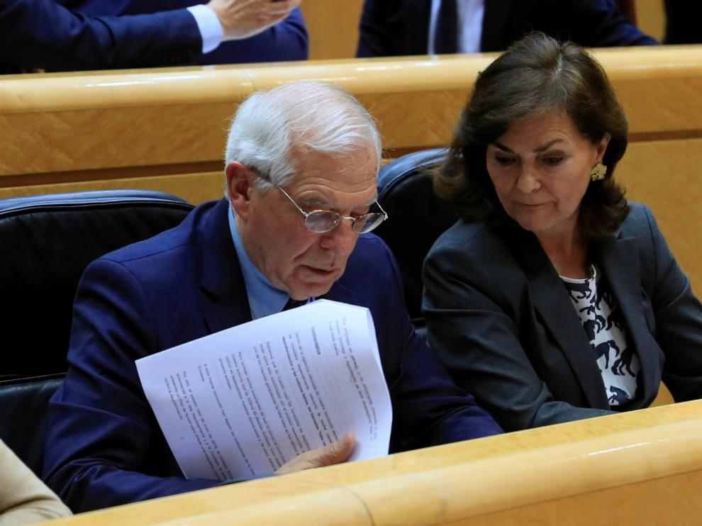 """El Gobierno acepta dialogar con un """"relator"""" en Cataluña"""